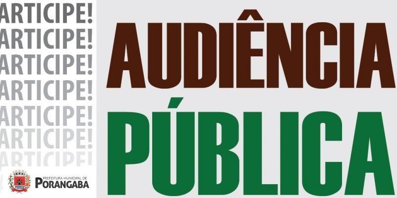 audiência publica - metas fiscais